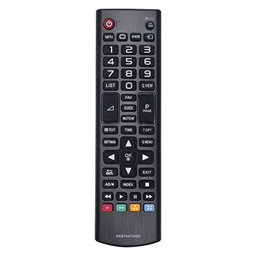 VINABTY AKB74475480 Reemplace el Control Remoto para LG LCD LED TV 32lh500d 49UH664V 32LH500D-ZA 32LH500D 65UF675V 32LH500D...