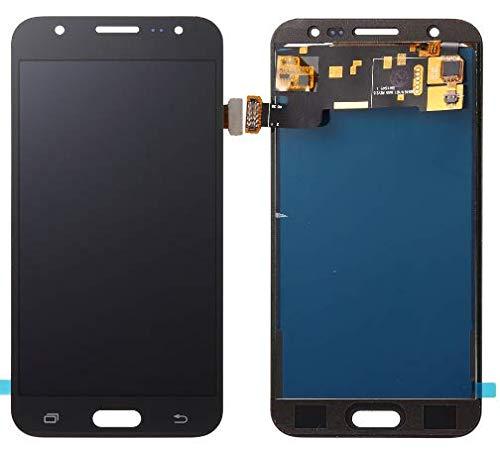XiaoZhu Ersatzteile für Samsung Galaxy S5 (i9600 / G900) LCD Display Touchscreen Bildschirm Digitizer Ersatzdisplay Assembly (ohne Rahmen) Schwarz