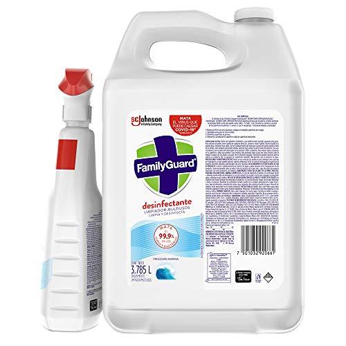 cloro en gel precio fabricante Family Guard