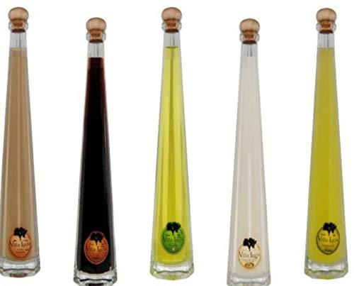 Lote de 10 Botellas de Licores Edu