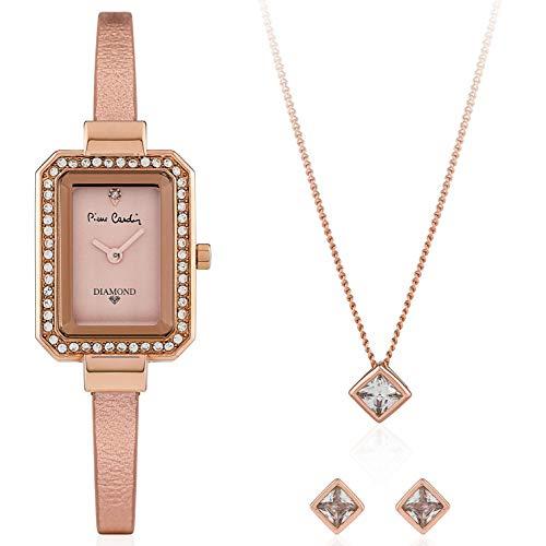 Pierre Cardin Uhr Geschenk-Set