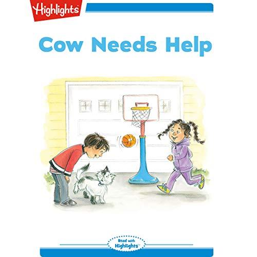 Cow Needs Help copertina