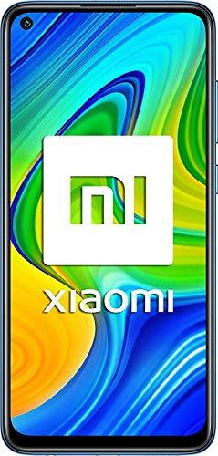 "Xiaomi Redmi Note 9 - Smartphone 3GB+64GB, NFC, Pantalla FHD+ de 6.53"" DotDisplay (Cámara cuádruple de 48MP con IA, MediaTek Helio G85, Batería 5020mAh), Gris, Versión Oficial"