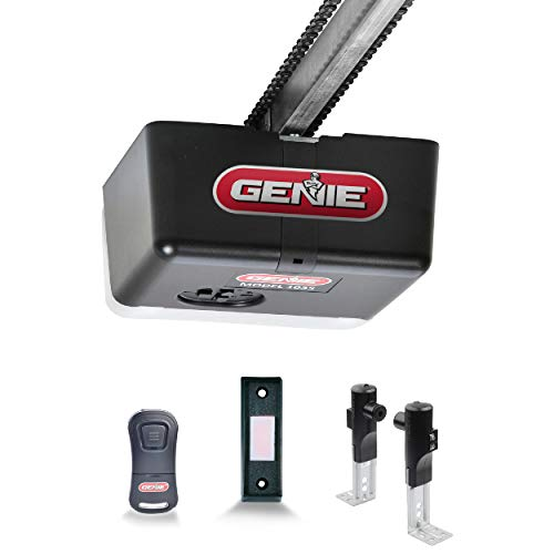 Save %13 Now! Genie Chain Drive 500 Garage Door Opener - Heavy Duty, Reliable Chain Drive - Includes...