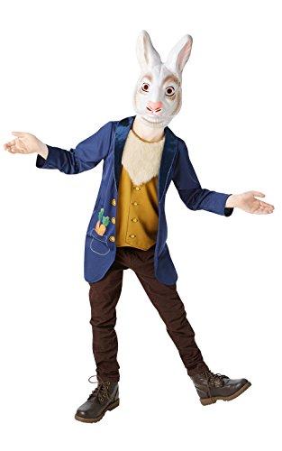 Rubies - Disfraz infantil del Sr. conejo blanco de Alicia en el país de las maravillas.