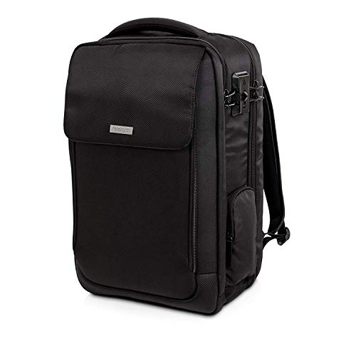 Kensington SecureTrek 17' Lockable Anti-Theft Laptop & Overnight Backpack (K98618WW)