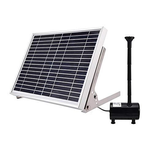 Bomba Sumergible Solar Pozo  marca Focket