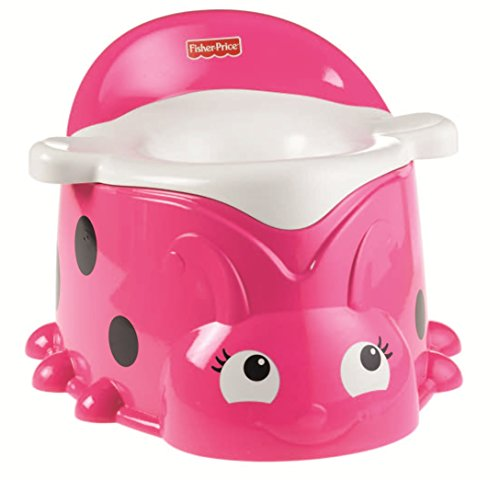 Mattel - Fisher Price Baby Gear - BBM85 - Vasino della Coccinella