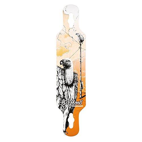 Airflow Monopatin Skate Skateboard Longboard Vulture Deck 38.98x8.66 Hard