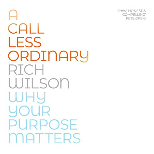 A Call Less Ordinary Audiobook By Rich Wilson cover art