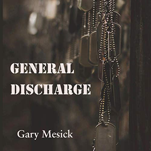 General Discharge: Poems audiobook cover art