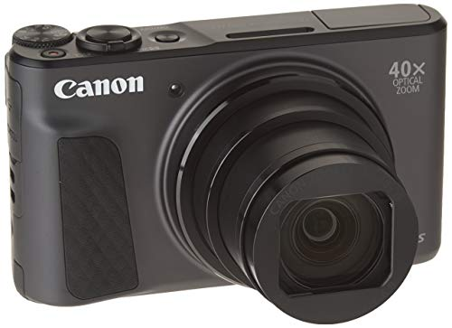 CANON Powershot SX730 Digitalkamera, kompakt, 20,3 MP, FHD, Optik, Stabilisator, WiFi, Bluetooth, NFC, Schwarz