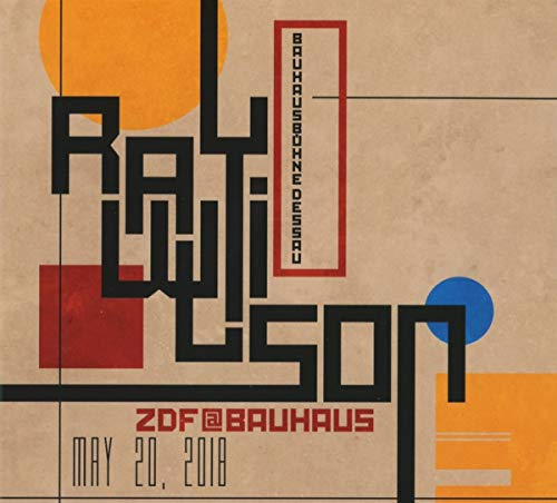 Ray Wilson Zdf at Bauhaus (CD+Dvd)