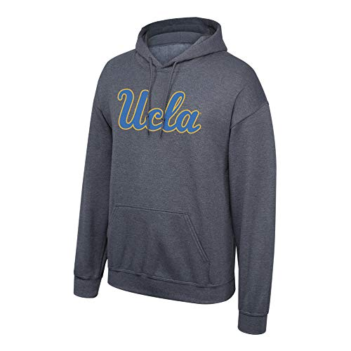 Top of the World Elite Fan Shop NCAA Hoodie Sweatshirt Dark Heather Icon, Herren, NCAA Hoodie Sweatshirt Dark Heather Icon, UCLA Bruins Dark Heather, Large