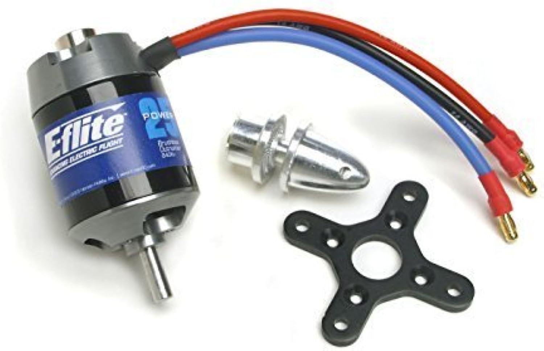 E-Flite Power 25 Outrunner Motor Brushless 870Kv EFLM4025A by E-Flite