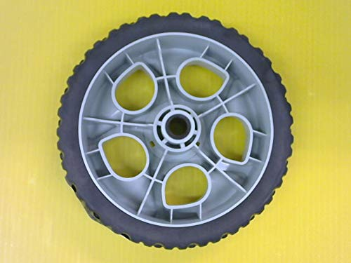 M&D Mower and Appliance Fits Greenworks Part 31102488/31102488-2 7IN Wheel Unit 25112