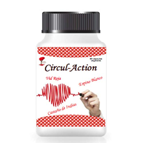 Le Parc Institut - CirculAction - Ideal for Heavy Legs and Water Retention 60 Capsules