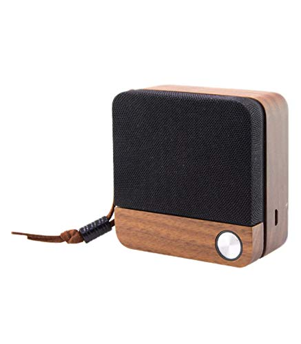 Altavoz Eco-Friendly Eco Speak Ksix Inalámbrico Madera