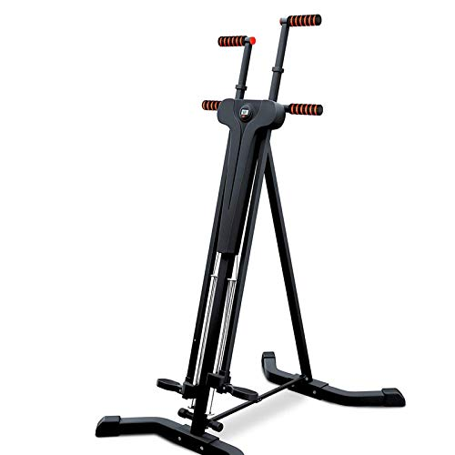 FIT FFitness Maxi Climber Equipment Scalatore Verticale Climbing Machine Stair Stepper Exercise Trainer Home Gym