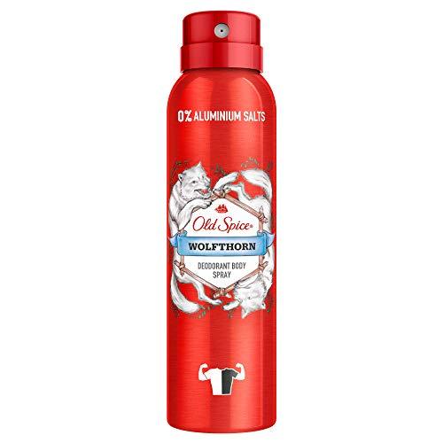Old Spice Wolfthorn Deodorant Bodyspray für Männer, 150ml