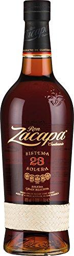 Ron Zacapa Rum Centenario 23 Years Solera 40{6bb9ba8baa76584cbc9cd71796509d698e8f1b3f1350ee9c2a0928485615be84} (1 x 0,7 l)