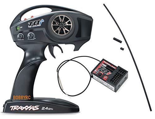 Rustler Hoss Slash E-Revo 4x4 VXL TQi 2-Ch Link Enabled Radio Transmitter & 5-Ch TSM Receiver