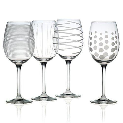 Copas de vino Decoradas Mikasa Cheers – 470 ml