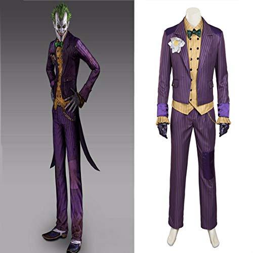 - Joker Arkham Kostüme