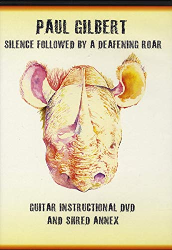 Paul Gilbert - Silence after a Deafening Road