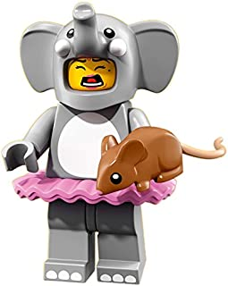 LEGO Series 18 Collectible Party Minifigure - Elephant Costume Girl (71021)