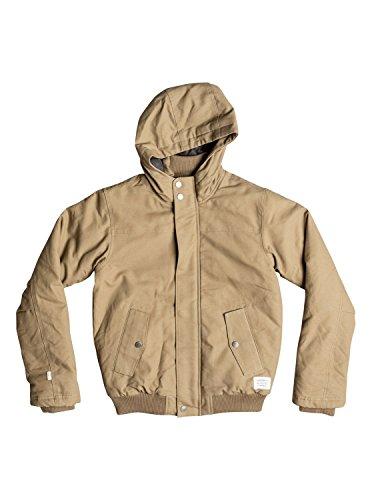 Quiksilver Brooks DWR - Jacket - Jacke - Jungen - Beige