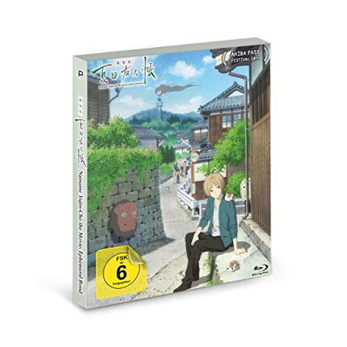 Natsume Yujin-cho the Movie: Ephemeral Bond - [Blu-ray]