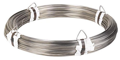 Stainless Branded goods steel annealed wire - Classic 316L 0.063 mm 183 1.6 inch