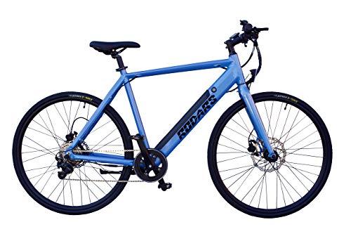 Rodars Pedelec eBike Bicicleta Eléctrica Urbana/Carretera Rush 250W 25km/h 36V 11Ah Samsung Autonomía 50-70 Km