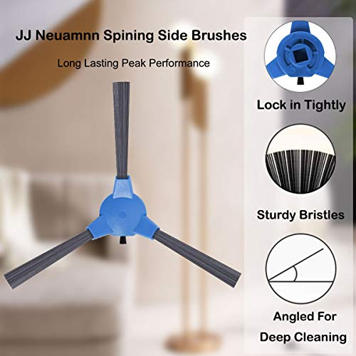 JJ Neuamnn Replacement Parts Compatible with Coredy Robot Vacuum Cleaner R300, Coredy R500, R500+, R3500, R650, GOOVI…