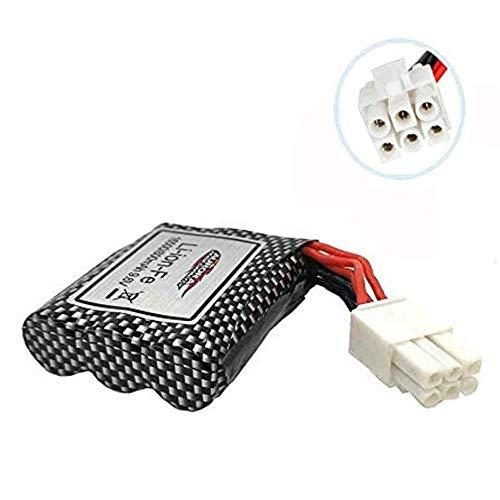 GoStock 9115/9116 RC - Batería de repuesto para coche (9,6 V, 800 mAh, iones de litio)
