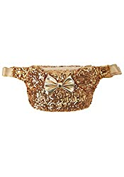 Disney Minnie Mouse Sequin Fanny Waist Pack
