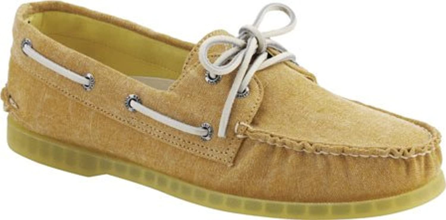 Sperry Top -Sider herrar A  O 2 2 2 -Eye Stonyased Ice, gul Stonyased duk, US 8.  för billigt