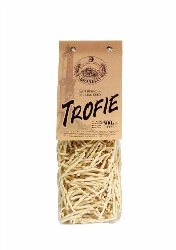 Antico Pastificio Morelli - Trofie (500gr) - Pasta di Semola di grano duro (1 x 500gr)