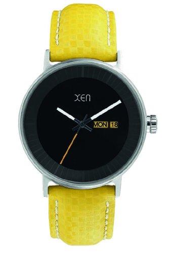 XEN Herrenuhr gelb XQ0198