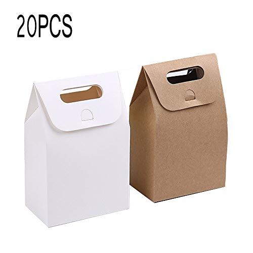 Papel Kraft Caja de Regalo