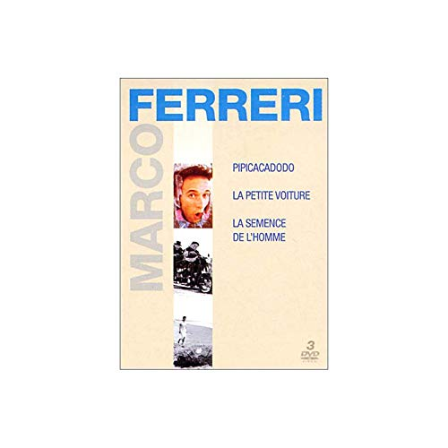 Marco Ferreri - Coffret - La petite voiture + La semence de l
