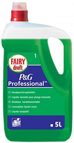 Fairy - Pg profesional 1 hadas dreft lavando líquido, botella de 5...
