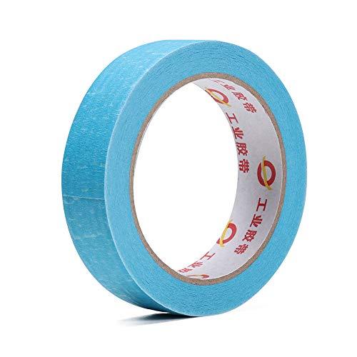 jumpeasy blauwe penseel verf toegewijde schilder Decor schilderij papier DIY ambachtelijke auto Sticker diamant schilderij gereedschap maskeren tape lijm (5mm) 30mm Willekeurig
