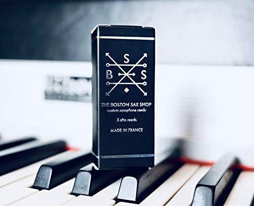 Boston Sax Shop Custom Alto Saxophone Reeds (#3 box of 5)