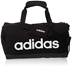 Idea Regalo - adidas bag Nero