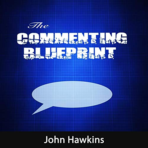 The Commenting Blueprint cover art