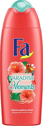 FA Duschcreme Paradise Moments mit Hibiskusblüten-Duft, 6er Pack (6 x 250 ml)
