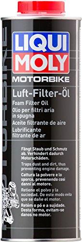 LIQUI MOLY 3096 Motorbike Luft-Filter-Öl, 1 L