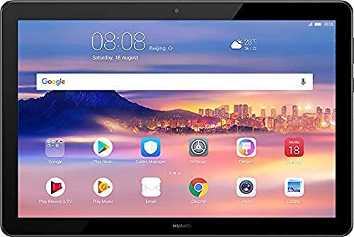 Huawei Mediapad T5 Tablet - 25,7 cm (10,1 Zoll) - 2 GB - HiSilicon Kirin 659 Octa-Core 2,36 GHz Prozessor - 16 GB - Android 8.0 Oreo - 1920 x 1200 - IPS-Technolo
